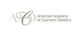 Green American Academy of Cosmetic Dentistry Logo