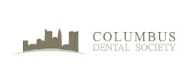 Green Columbus Dental Society Logo