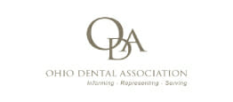 Green Ohio Dental Association Logo